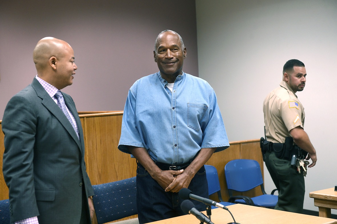 oj simpson - getty