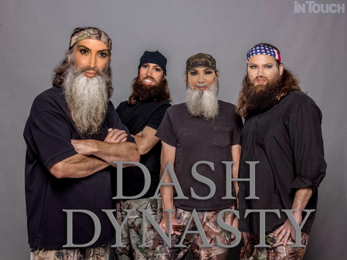 duck dynasty kardashian family