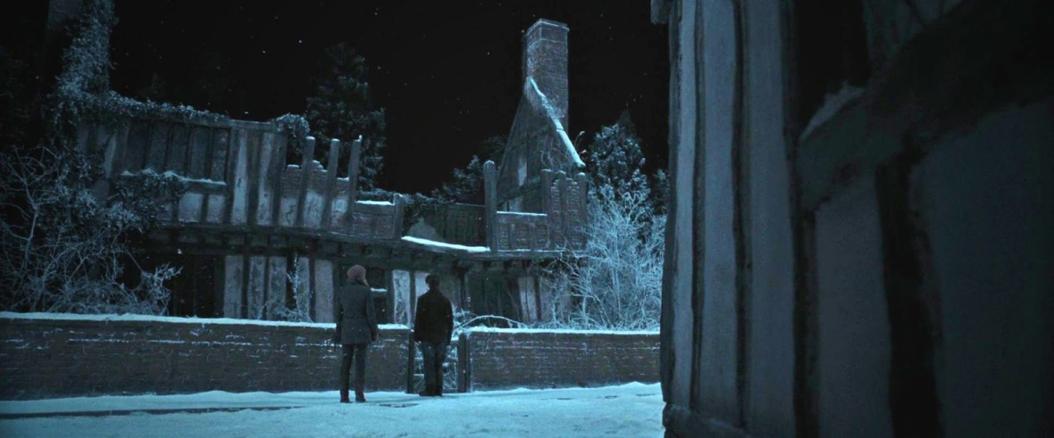 harry potter's house warner brothers