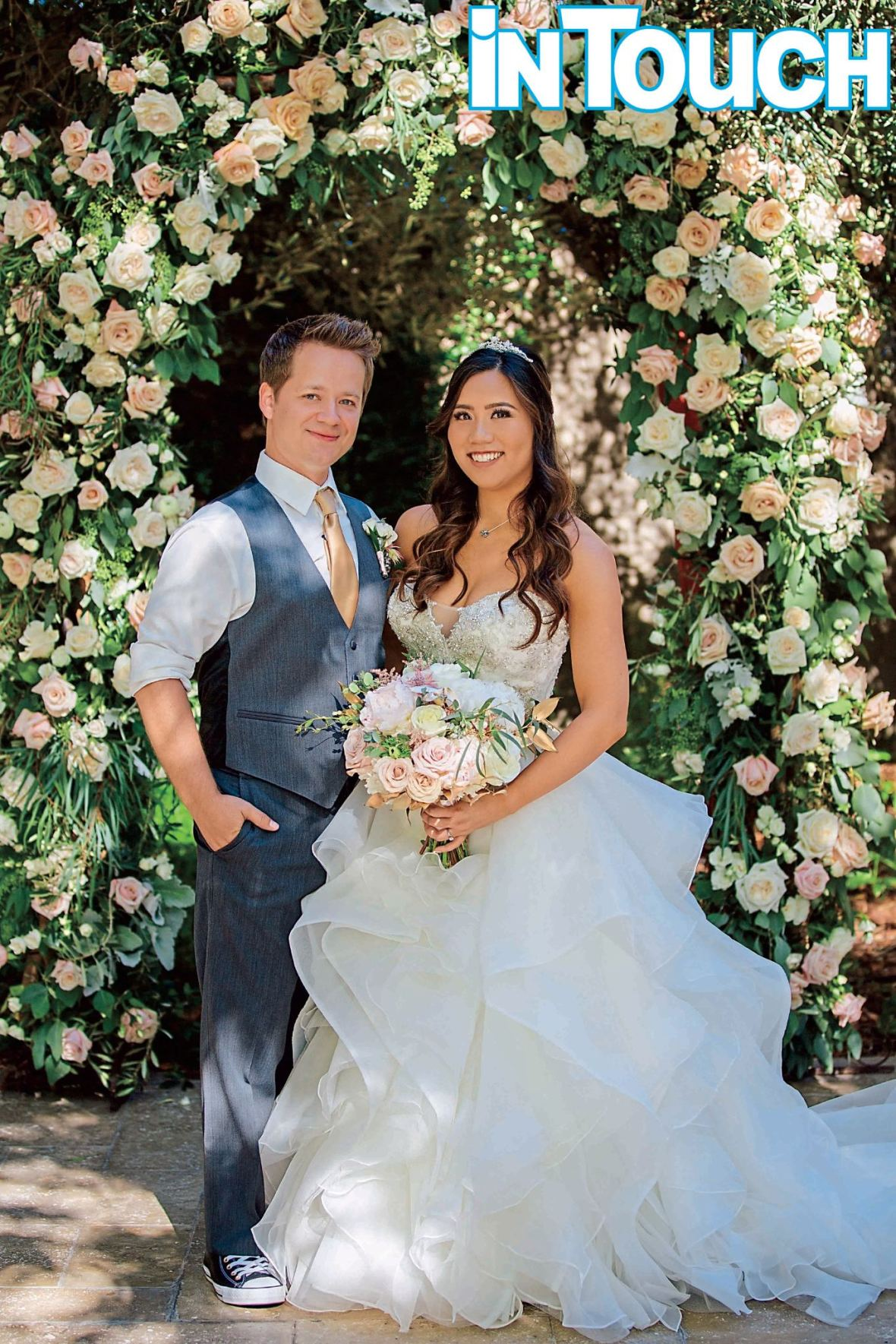 jason earles wedding in touch