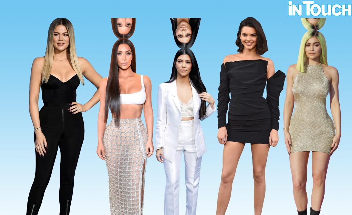 how tall is kendall jenner