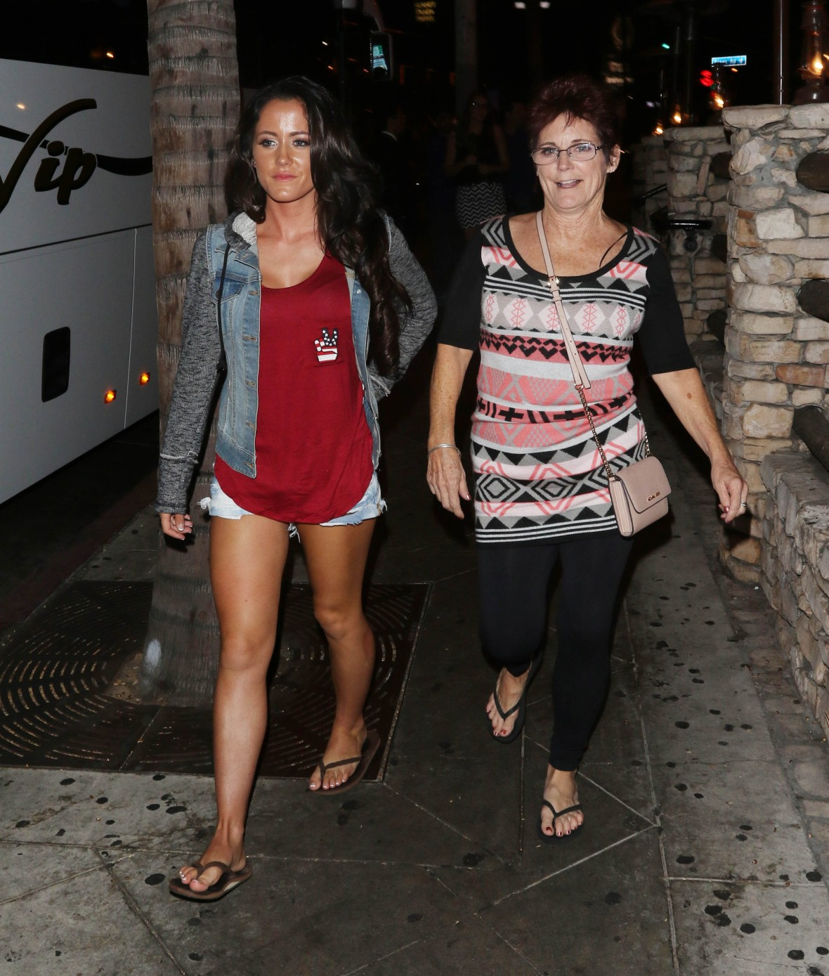 jenelle evans and babs