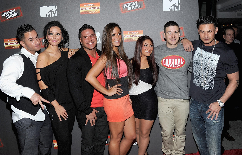 jersey shore cast members