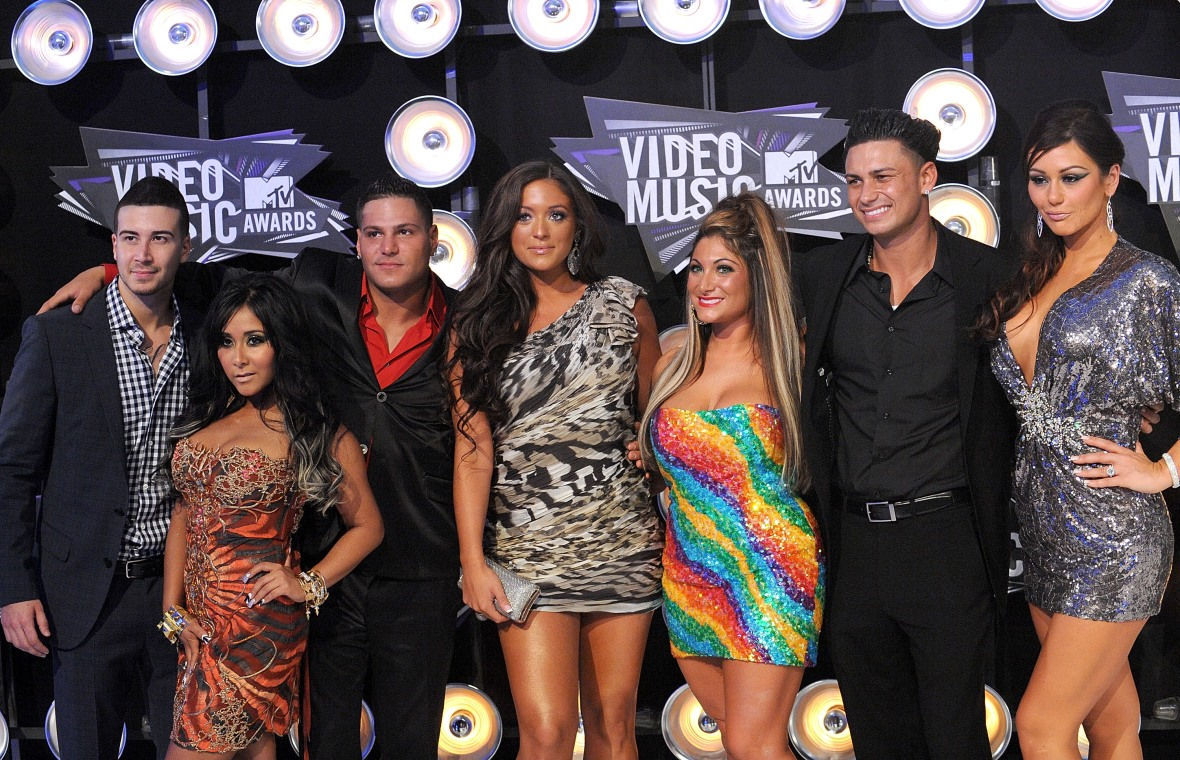 jersey shore getty images