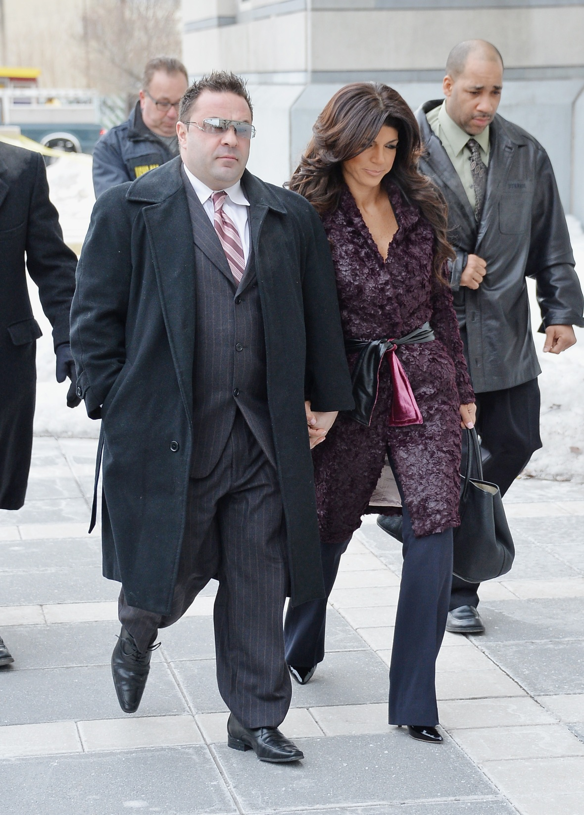 joe and teresa giudice - getty