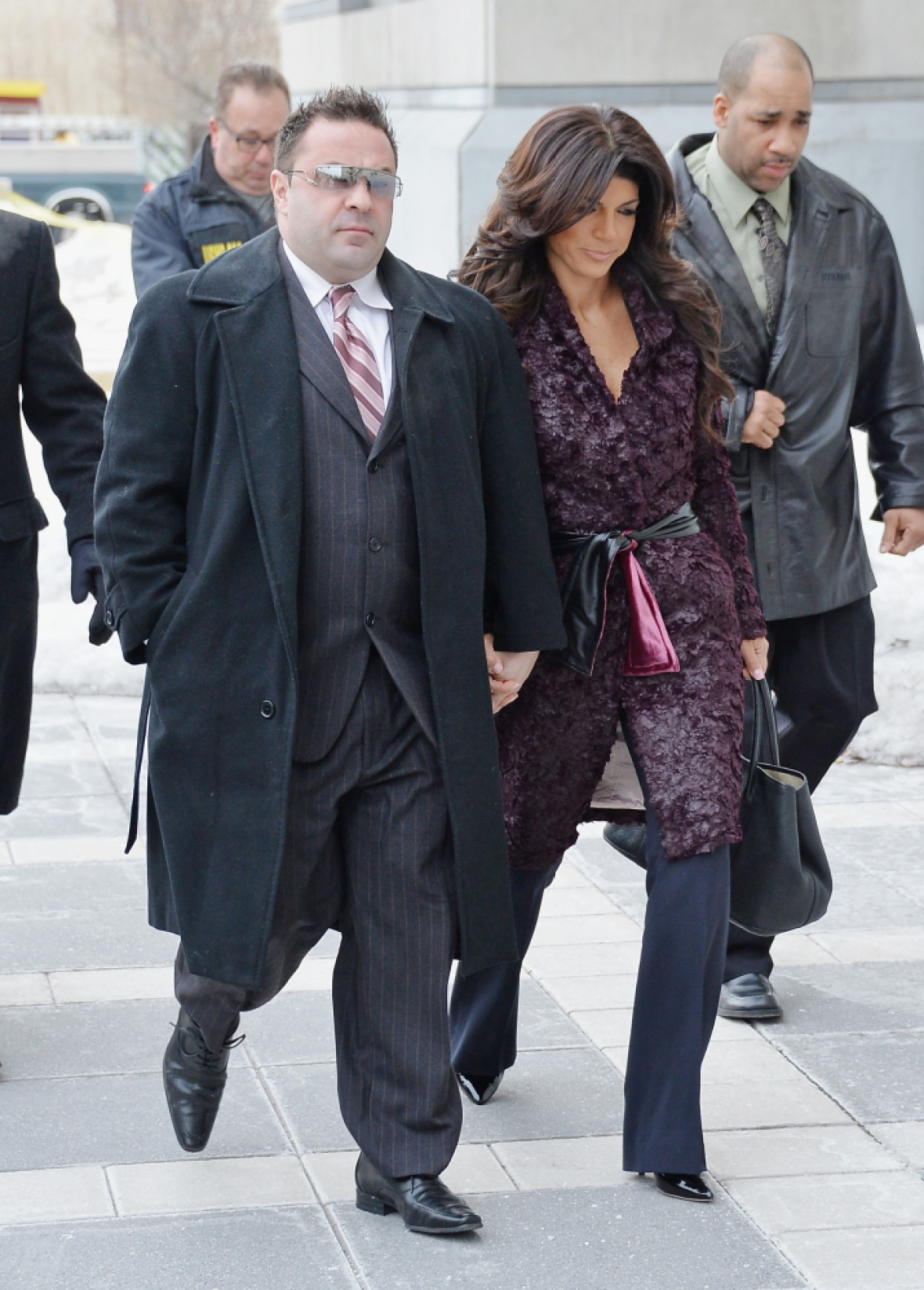 joe and teresa giudice - getty