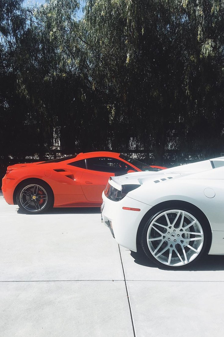 Kylie Jenner S Cars Definitive Guide To Kylie S Hot Wheels