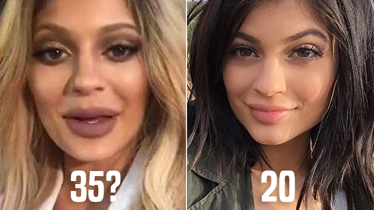 42e390e391c Kylie Jenner Birthday — All the Times She Actually Looked Young