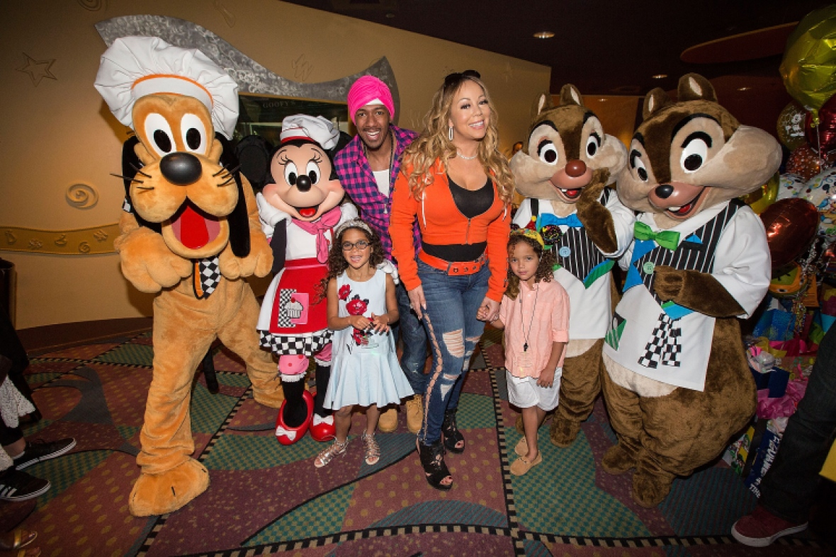 mariah carey nick cannon disney