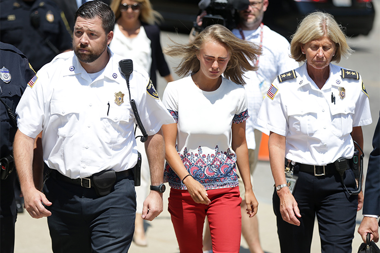 michelle carter getty images