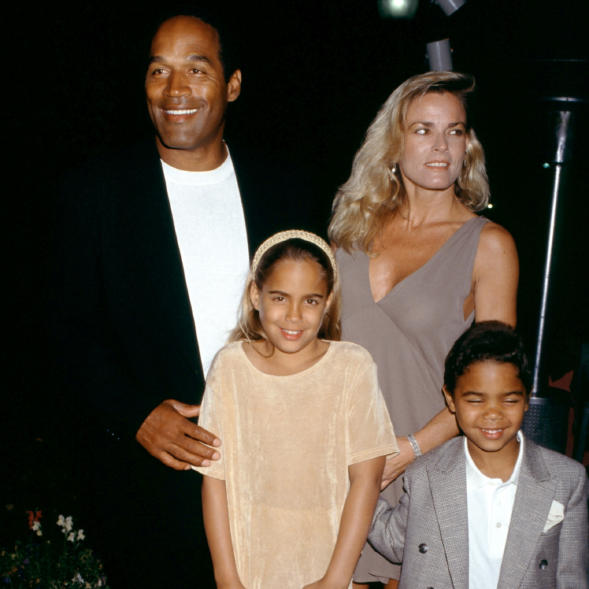 o.j. simpson nicole brown kids getty images