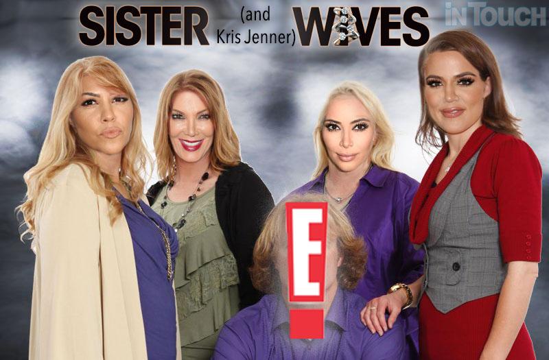 sister wives kardashian family