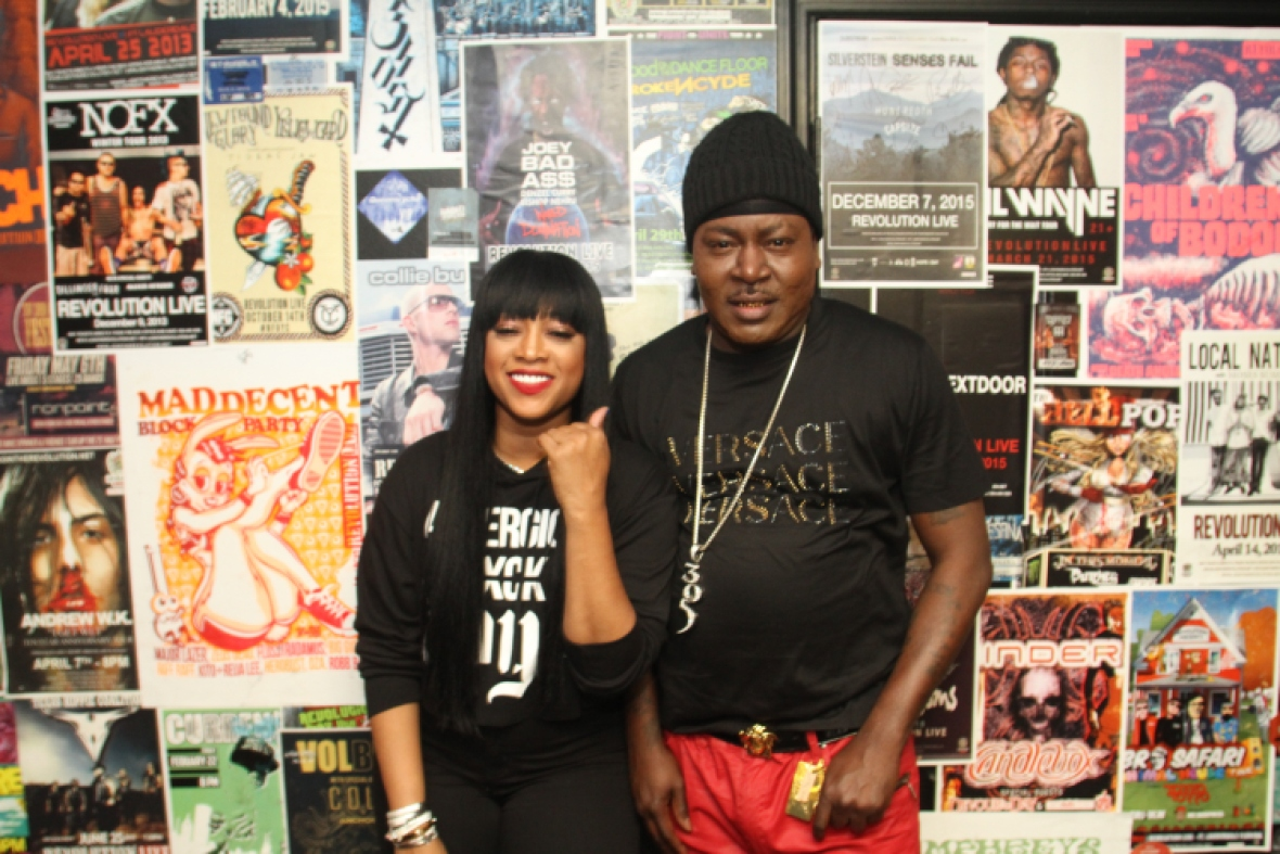 trina and trick daddy getty