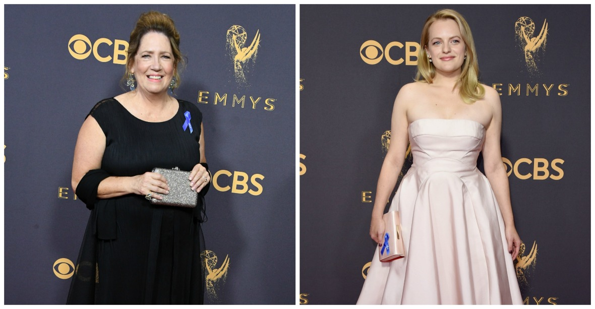 ann dowd elizabeth moss - getty
