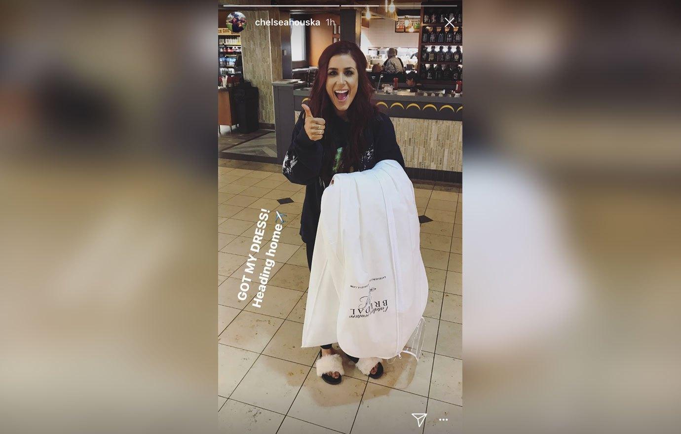 Chelsea Houska Wedding.Chelsea Houska S Dress For Wedding No 2 Has Been Chosen