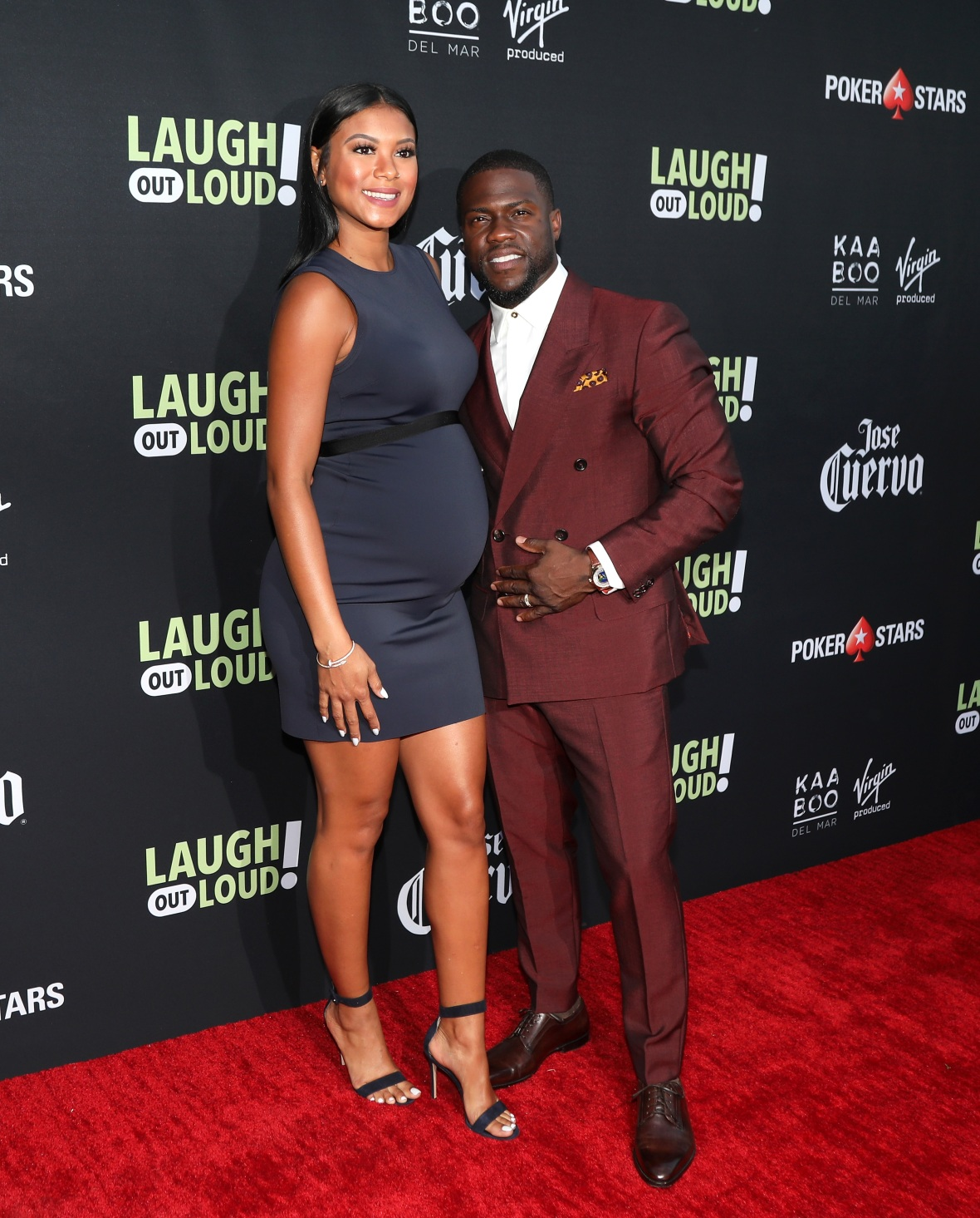 eniko parrish kevin hart - getty