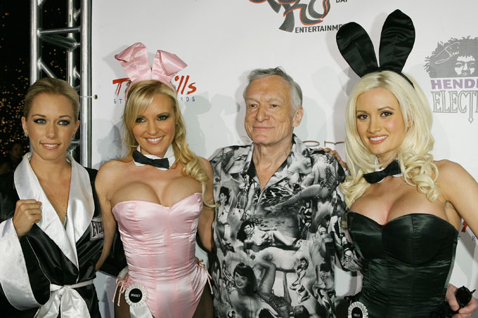 holly madison, girls next door