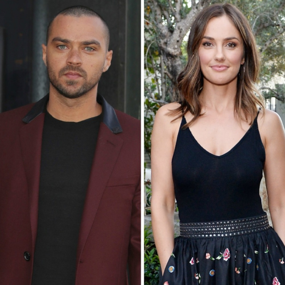 jesse williams minka kelly