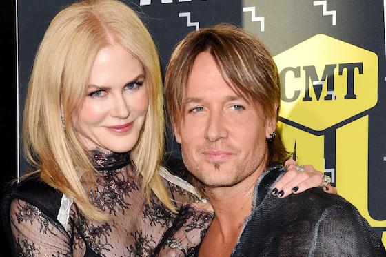 Keith Urban And Nicole Kidman To Renew Their Wedding Vows: Nicole Kidman And Keith Urban To Renew Their Vows (EXCLUSIVE
