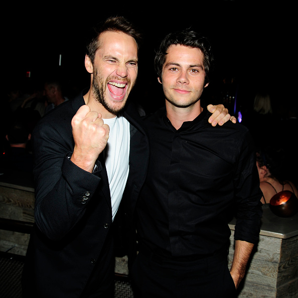 taylor kitsch and dylan o'brien