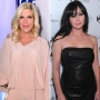 Side-by-Side Photos of Tori Spelling and Shannen Doherty