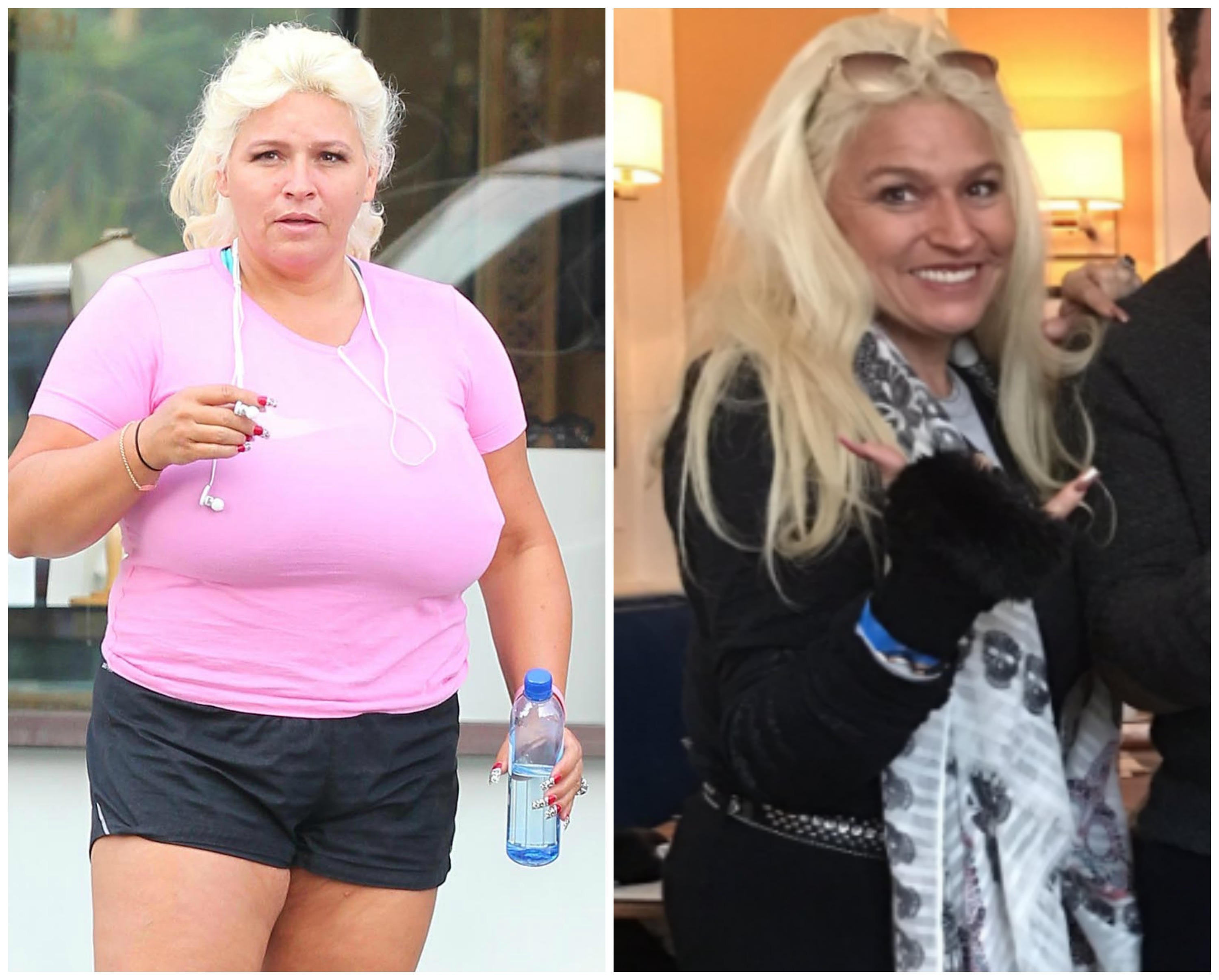 Dog The Bounty Hunter Star Beth See Her Weight Loss