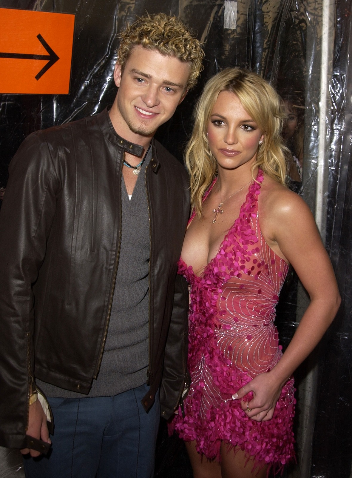 britney spears justin timberlake - getty