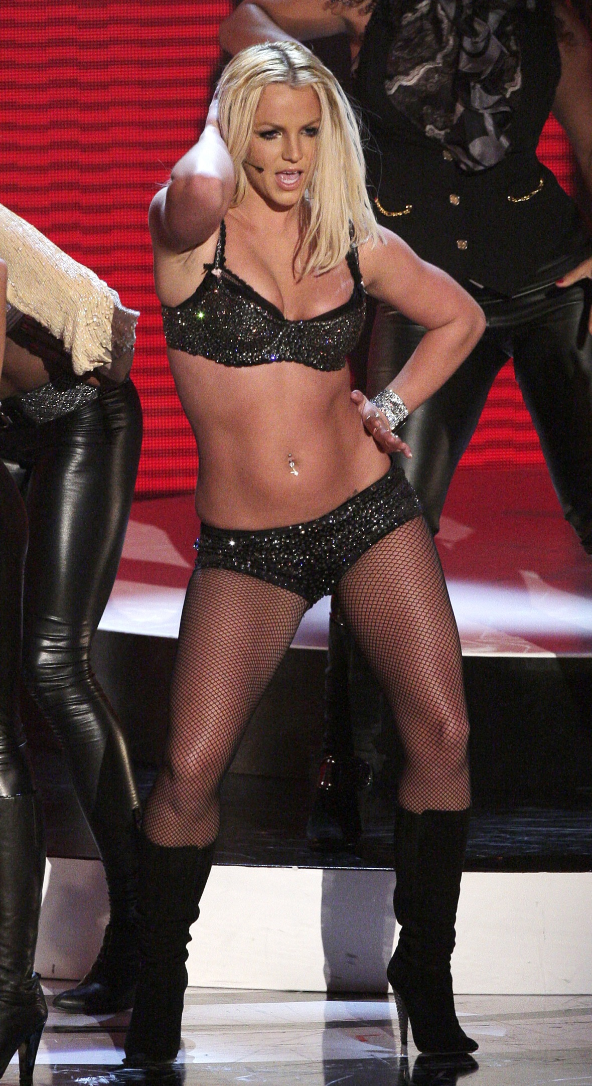 britney spears gimme more - getty images