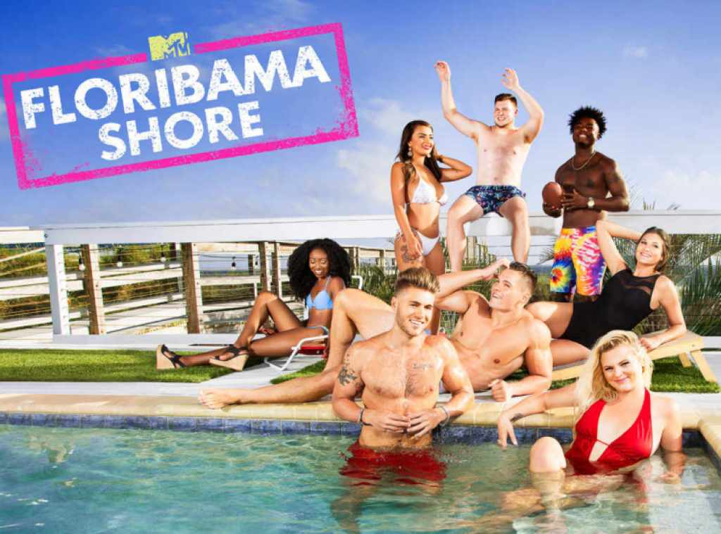 floribama shore cast - mtv