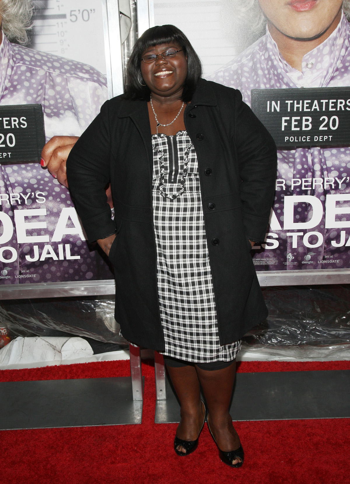 Gabourey Sidibe Looks Flawless As She Flaunts Her Weight Loss See