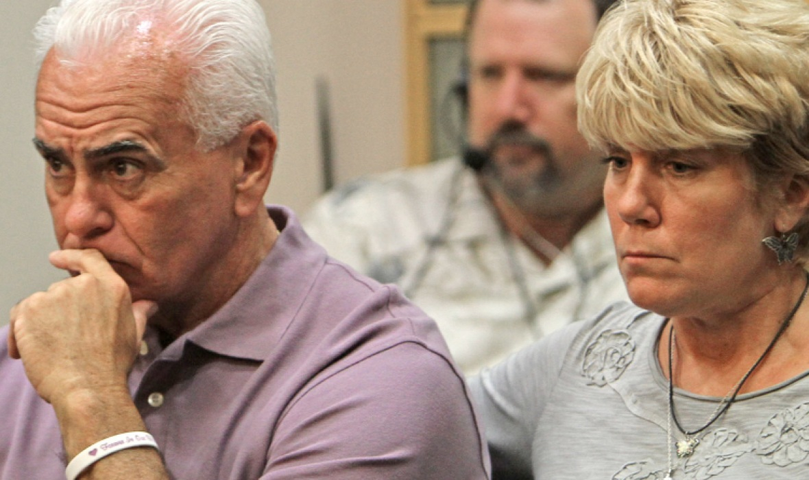 casey anthony parents getty