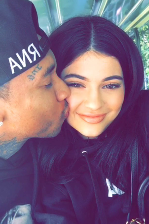 Blac Chyna Seemingly Disses Kylie Jenner And Tyga On Snapchat Beauteous Tygas Quotes On My Life My Choices Tumblr