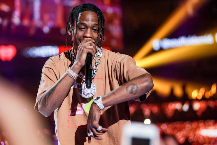 bf00a656a47c Who Are Travis Scott's Parents? Find out More About Kylie Jenner's  Potential In-Laws