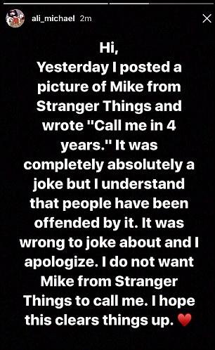 ali michael - instagram