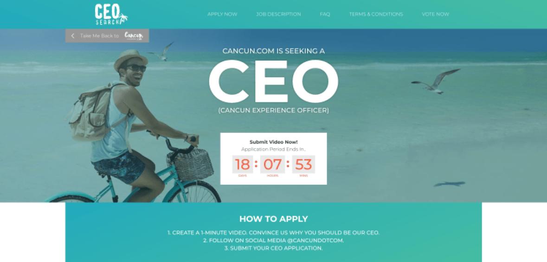 ceo cancun.com