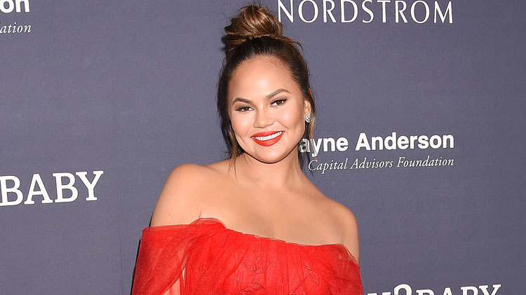 196f46582bb Chrissy Teigen Shows off Baby Bump After Announcing Pregnancy and We Can t  Believe How Big It Is!