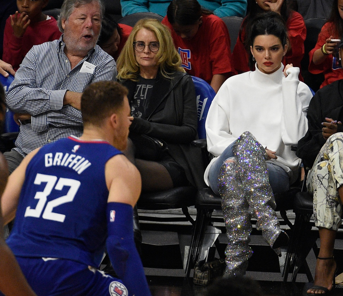 kendall jenner blake griffin getty