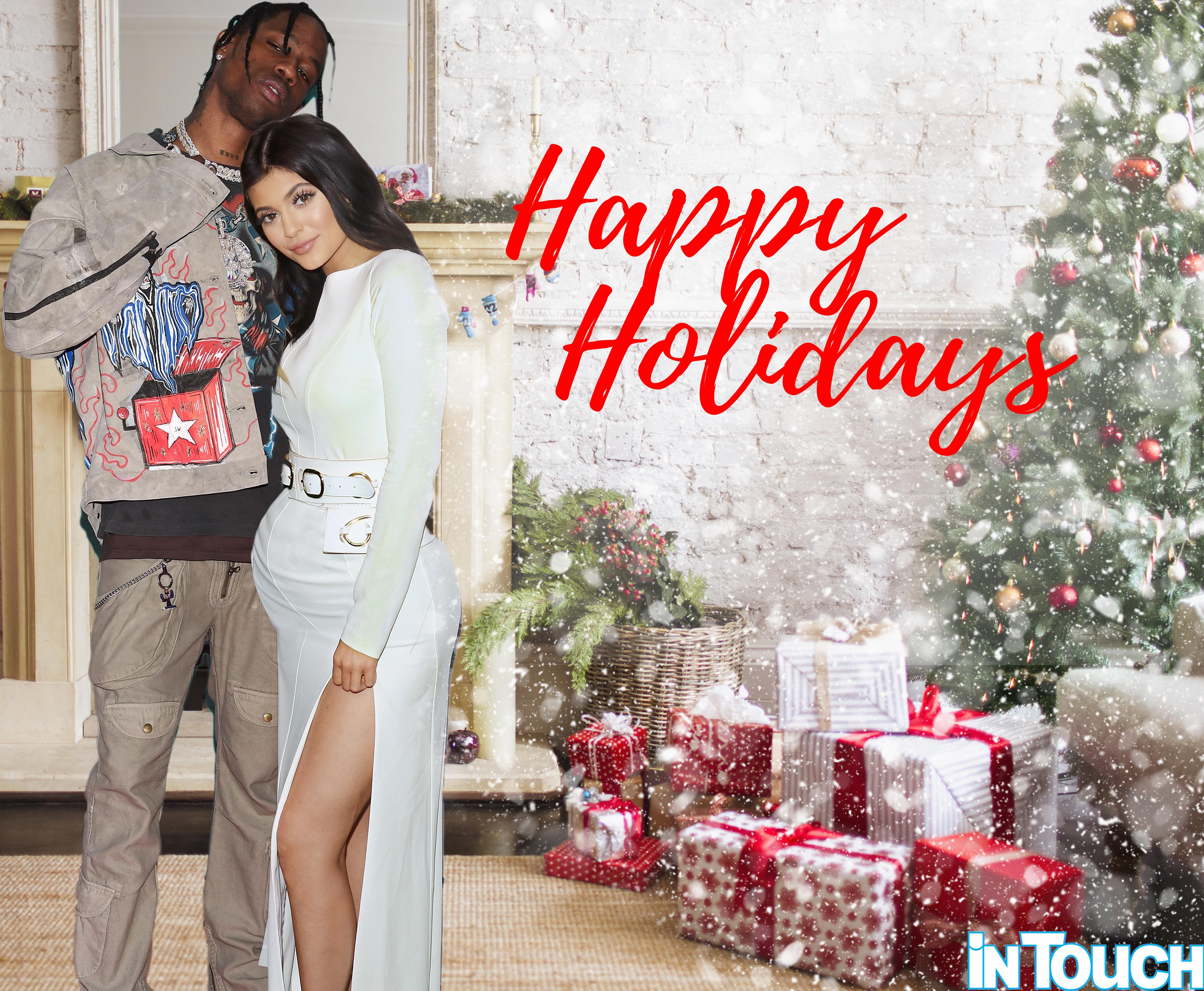 Kardashian Christmas Cards.We Photoshopped The Kardashians Christmas Cards Just Because