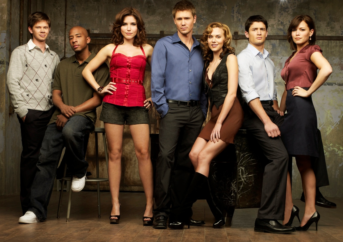 one tree hill the cw