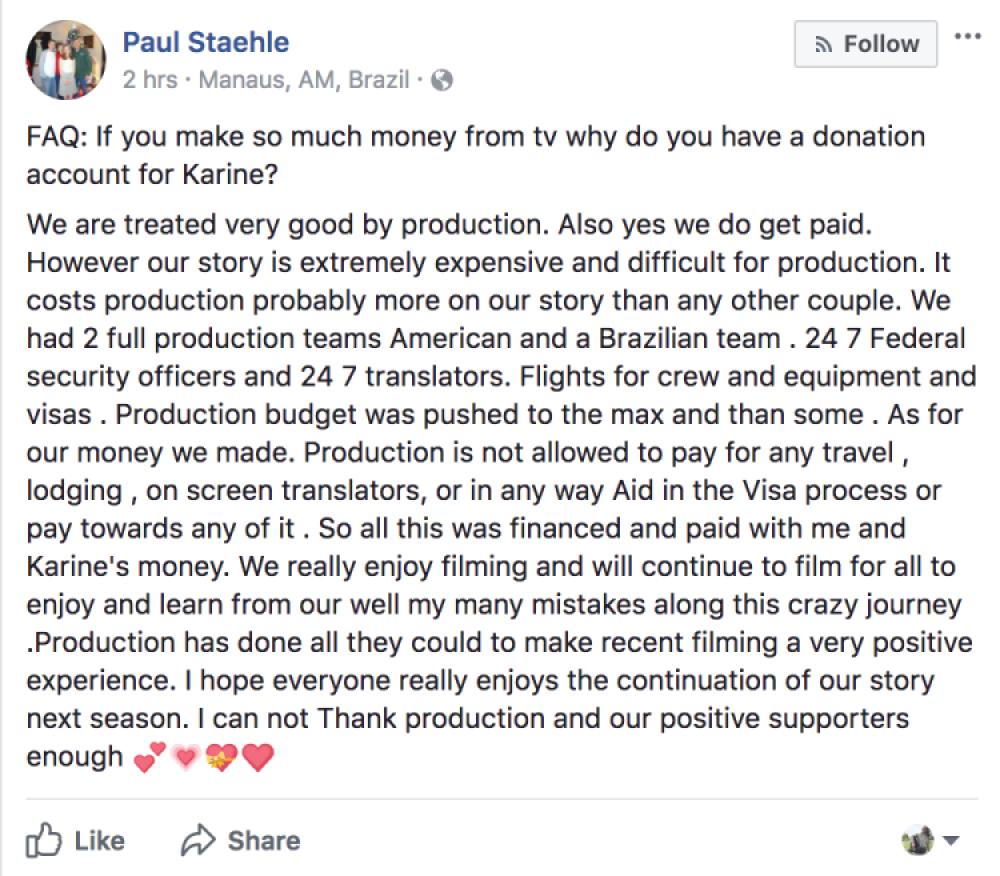 paul staehle facebook