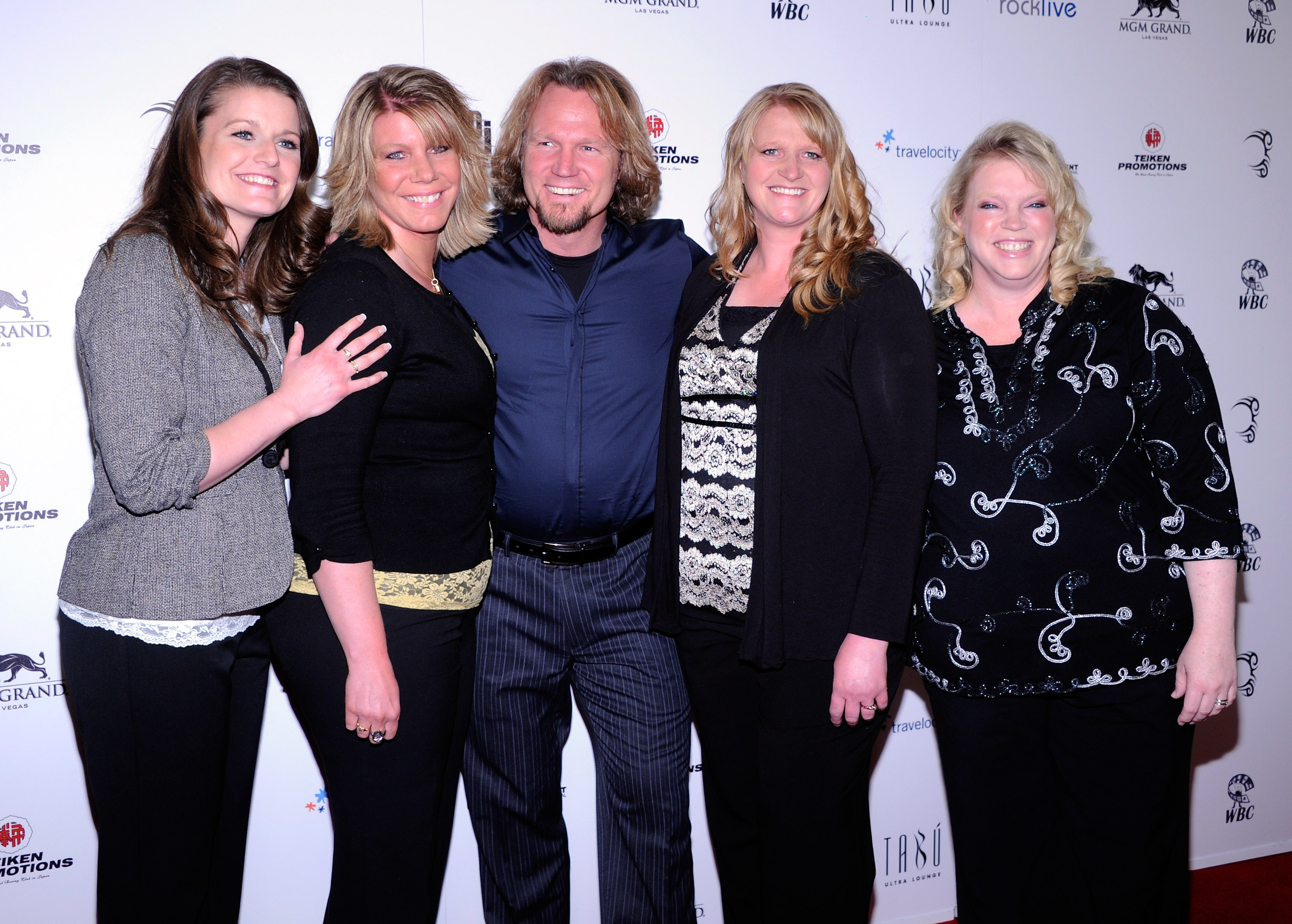 sister wives kody brown christine brown meri brown janelle brown robyn brown