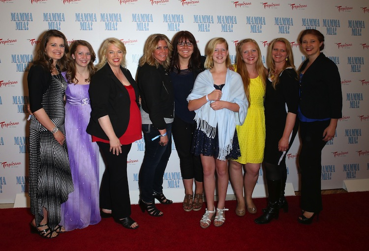 sister wives cast — getty images