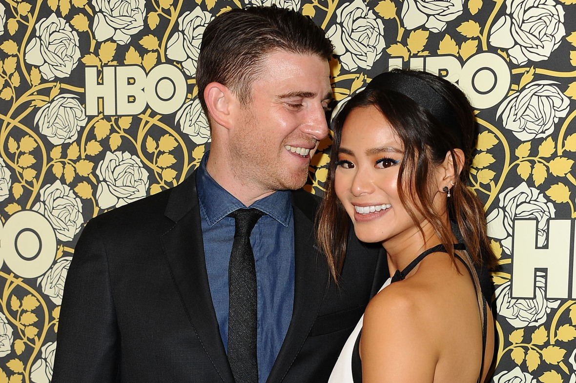 bryan greenberg jamie chung getty images