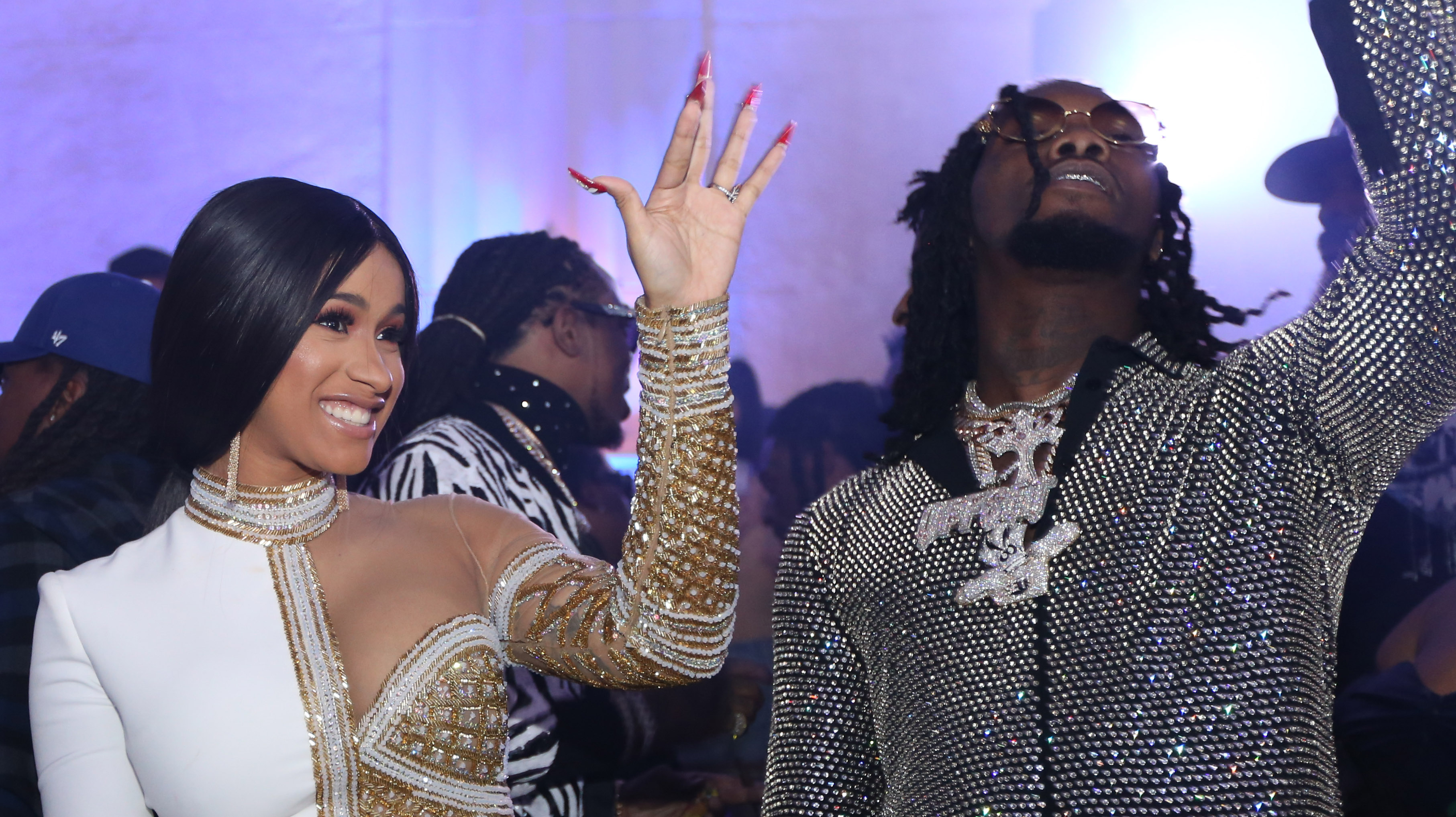 This Dedicated Cardi B Fan Made Their Love Very Permanent: Cardi B And Offset Share NSFW Instagram Live Video