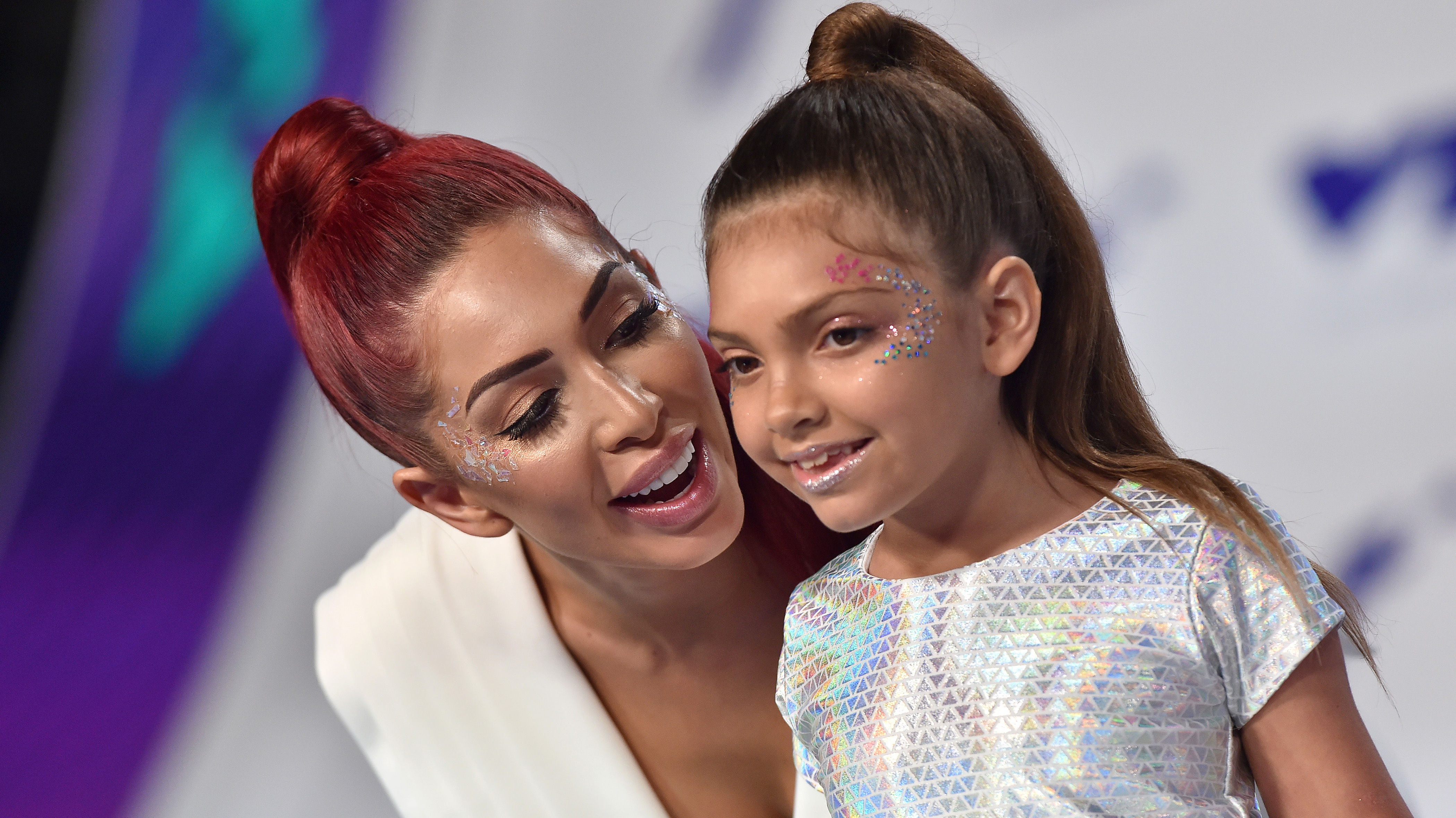 Teen Mom Farrah Abraham and daughter have nude photos of
