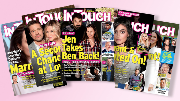 Intouch magazine sweepstakes