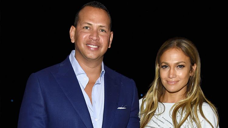 Jennifer Lopez and Alex Rodriguez engaged