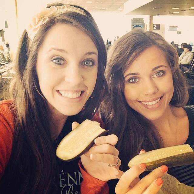 Jill and jessa pickles