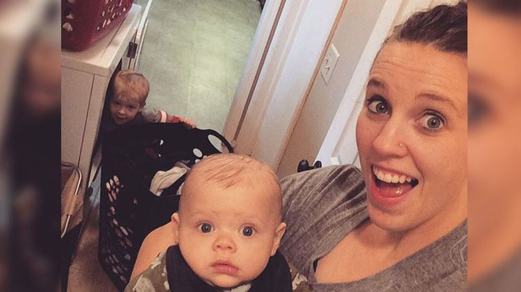 Jill Duggar S Nose Ring Is This Why She Got The New Piercing