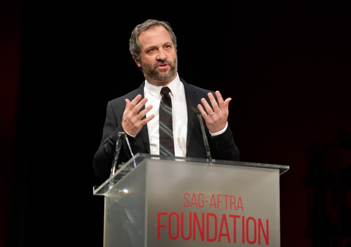 judd apatow getty images